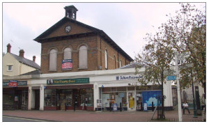 Wiveliscombe's Town Hall - a Trust has been formed to redevelop this key local asset